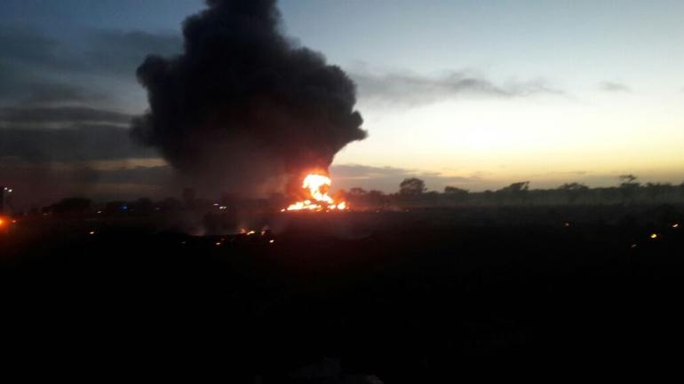 Accidente avión: Cinco personas muertas y una más herida dejan accidente aéreo en Puerto Carreño