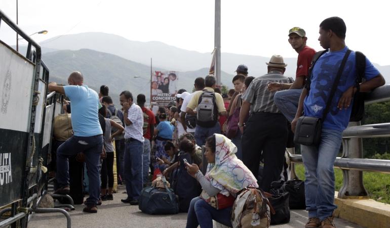 Gobierno a explicar problemática social en fronteras con Venezuela