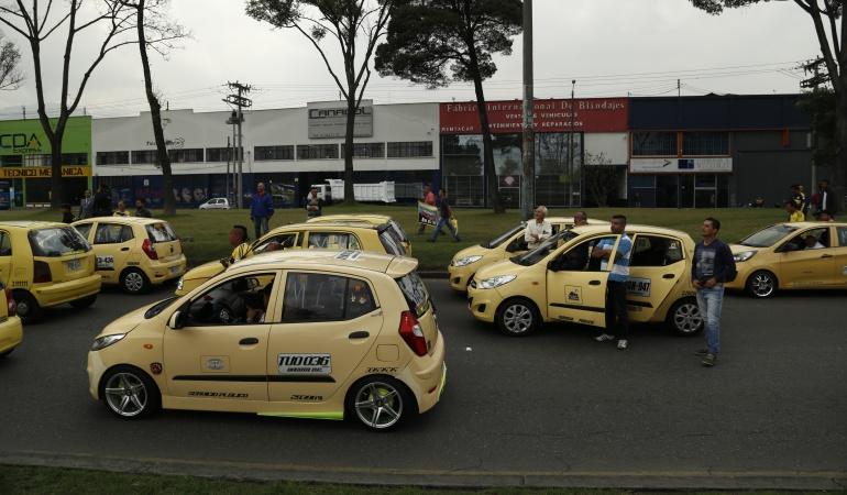 Taxista caso yuliana 12 taxistas afirman haber for Juzgados de paloquemao