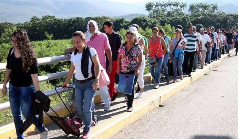 Crisis Venezuela.