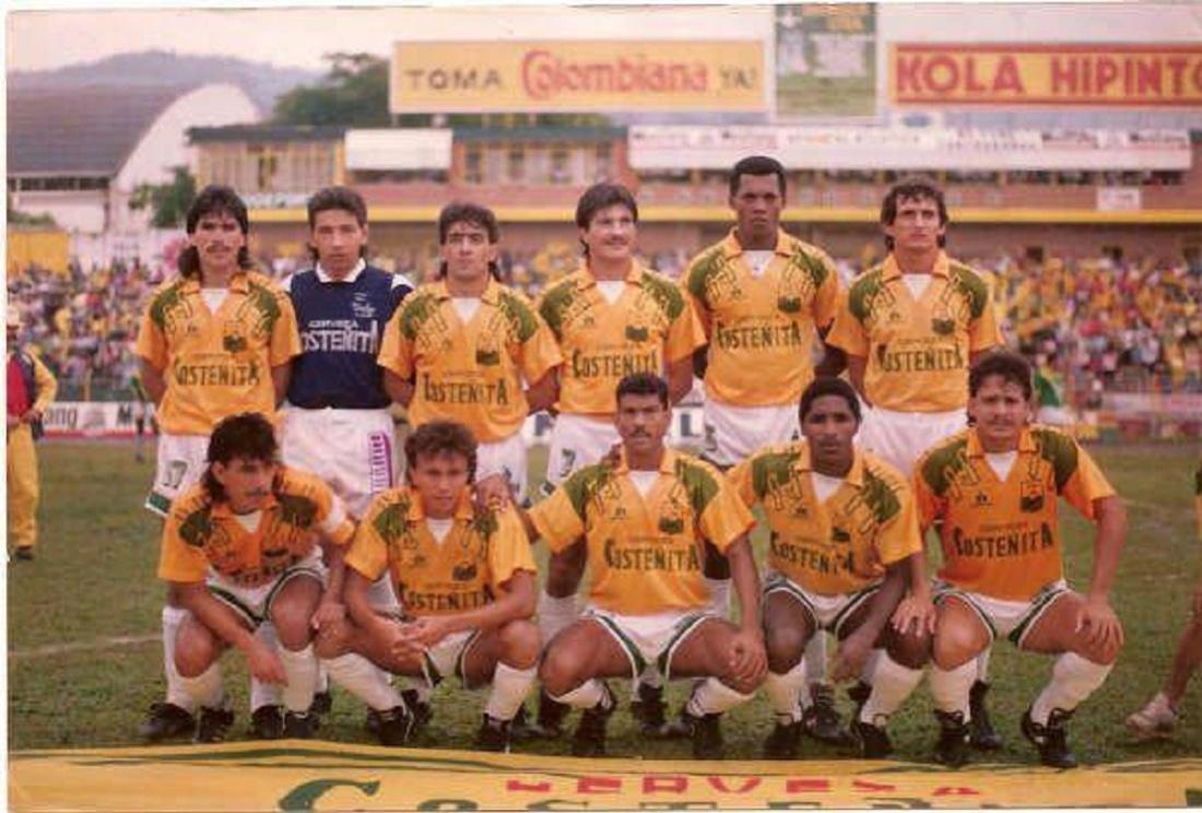 Bucaramanga 1991 Foto de El Pulso: El Bucaramanga de 1991