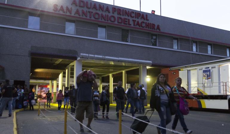 Cierre fronteras: Frontera colombovenezolana estará abierta por 15 horas en navidad y año nuevo