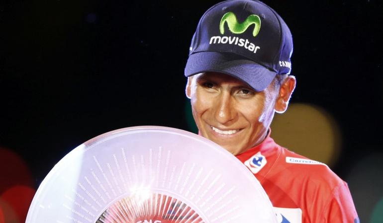 Nairo Quintana mejor deportista año El Tiempo: Nairo Quintana, el mejor deportista del año en Colombia según El Tiempo
