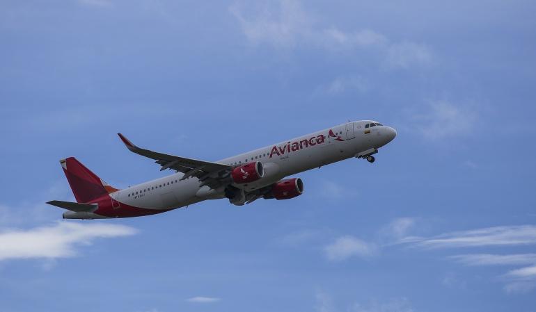 Emergencia de avión de Avianca: Avión de Avianca aterriza de emergencia en El Dorado