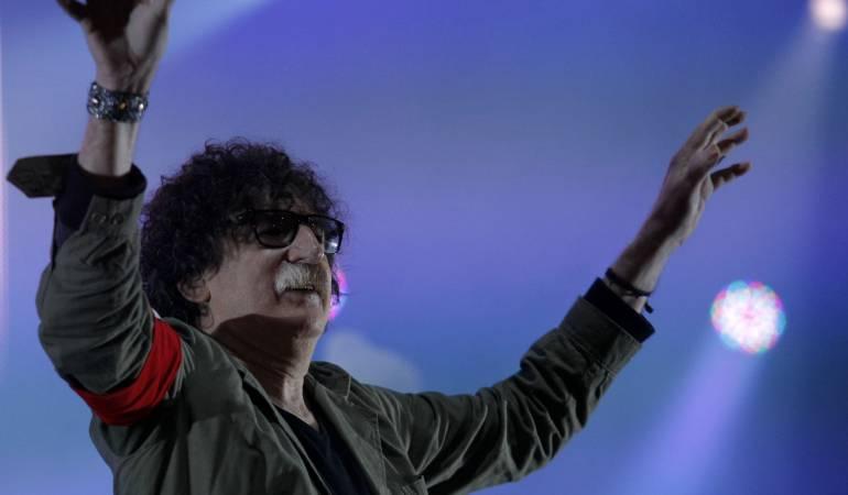 Dado de Alta Charly García: Charly García es dado de alta