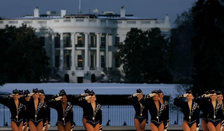 Elección de artistas para ceremonia de Trump genera críticas
