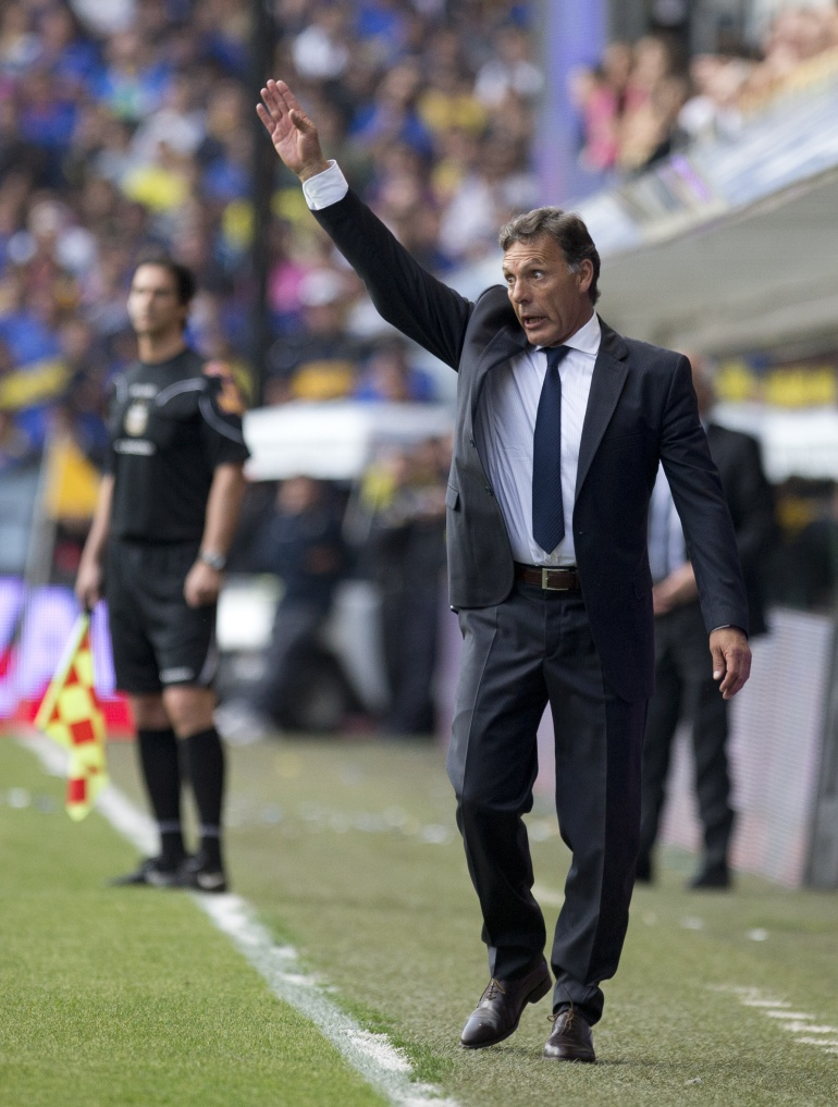 Los técnicos argentinos que triunfaron en Millonarios