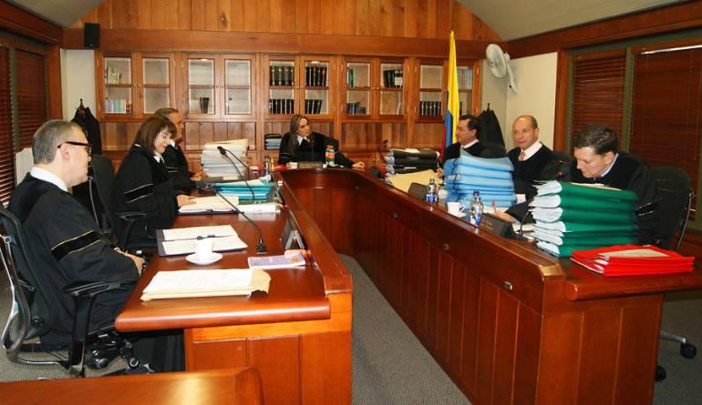 Jurisdicción Especial para la Paz: Judicatura pide ser tenida en cuenta para el modelo de JEP
