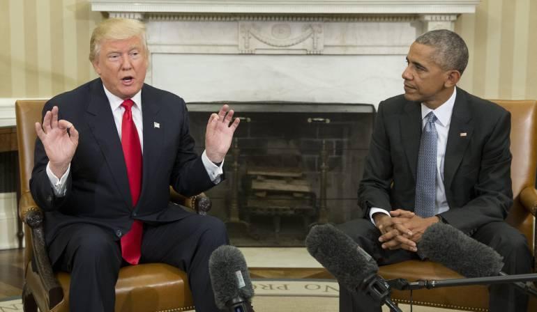 """Diferencias diplomáticas Ruso - Americanas por tema de la hackeada de las elecciones de Trump: Trump elogia respuesta de Putin a sanciones de EEUU y lo llama """"inteligente"""""""
