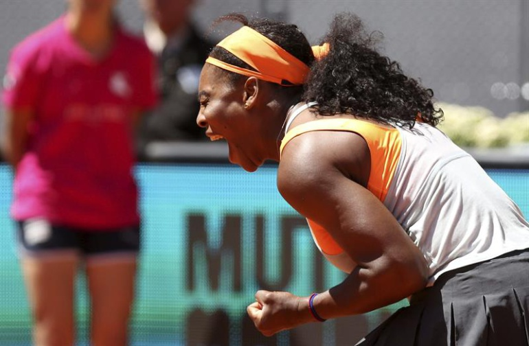 Tenis Serena Williams: Serena Williams regresó con victoria en el torneo de Auckland