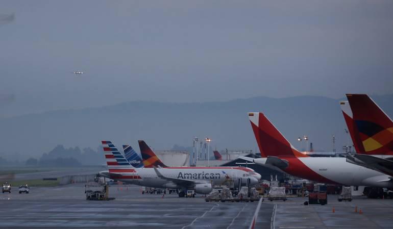 Aumento de vuelos en las aerolíneas: Aerocivil aprueba a aerolíneas 14 rutas nacionales e internacionales