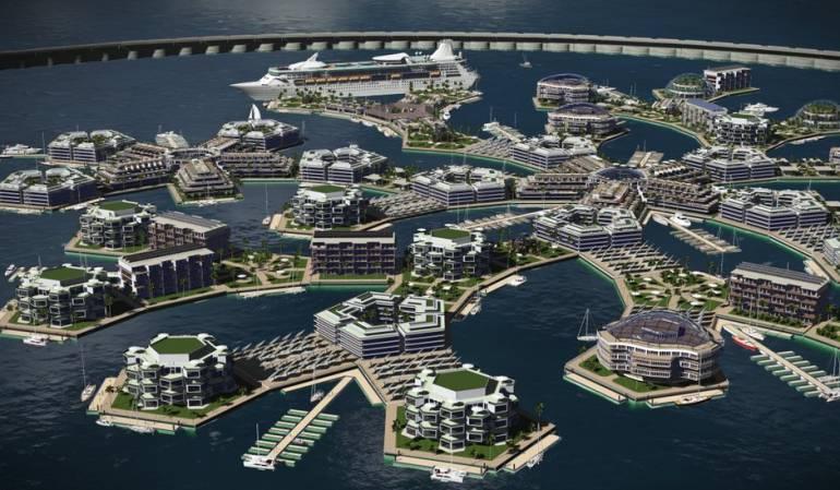 Ciudad flotante en la Polinesia Francesa: Artisanópolis: el futurista plan de Silicon Valley para construir una ciudad flotante en la Polinesia Francesa