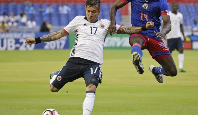 Atlético Nacional confirma preacuerdo con Dayro Moreno