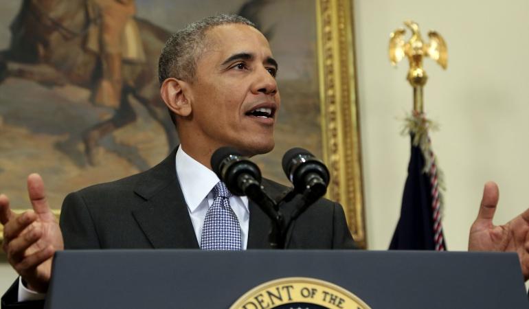 Paralelo entre los discursos de inauguración de Obama en 2009 y 2013
