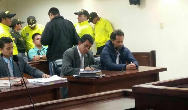 Juicio Rafael Uribe Noguera: Rafael Uribe Noguera acepta cargos por el crimen de Yuliana Samboni