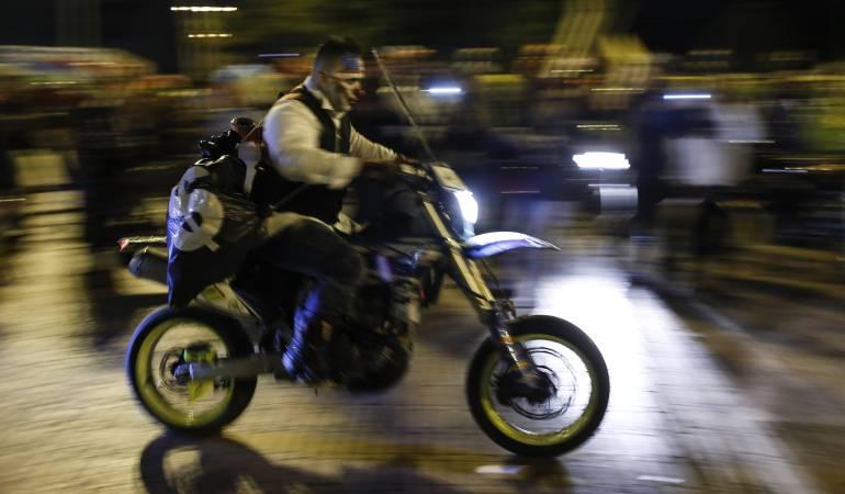 Gobierno meterá en cintura a los motociclistas ante la alta accidentalidad