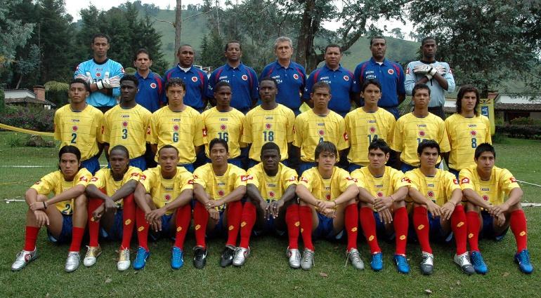 Selección Colombia Sub 20: Las Selecciones Sub-20 más exitosas en los Sudamericanos