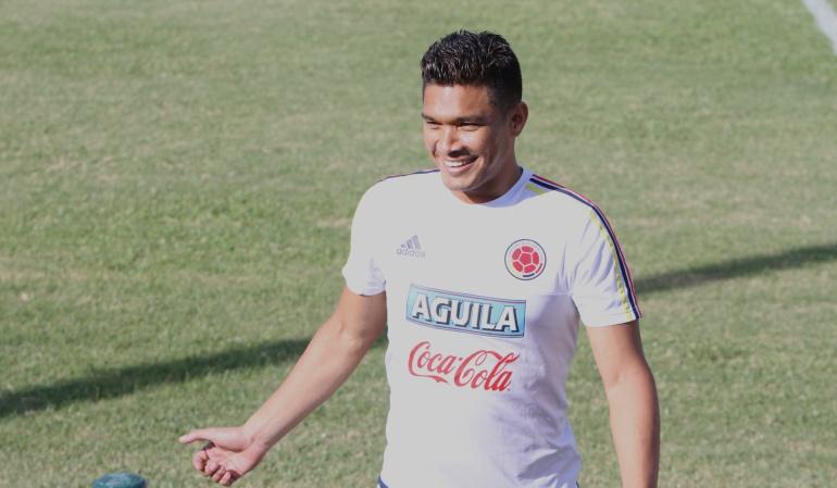 Teófilo Gutiérrez: Teo tomó la decisión de quedarse en Central: DT Paolo Montero