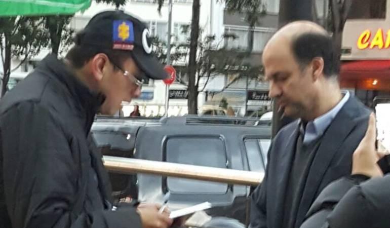 Sobornos Odebrecht: Exviceministro de Transporte rindió interrogatorio en la Fiscalía