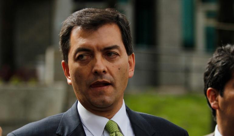Caso Hacker: En los próximos días arranca juicio contra Luis Alfonso Hoyos: fiscal
