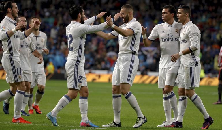 Real Madrid 40 partidos sin perder: Repase los 40 partidos sin perder del Real Madrid de Zidane
