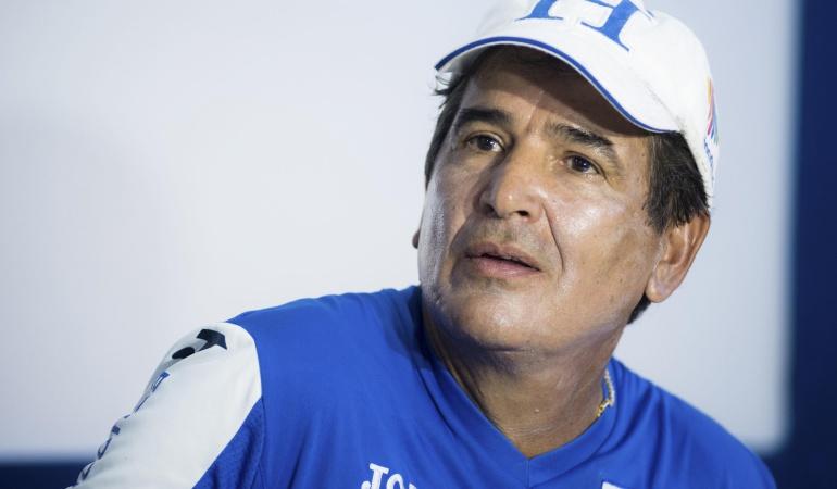 """Jorge Luis Pinto """"Bolillo"""" Gómez: Pinto ofrece disculpas por incidente con """"Bolillo"""", quien no las acepta"""