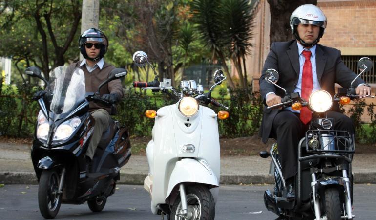 Precios de motos en Bogotá: Venta de motos en el 2016 cayó un 14.2%, reveló Fenalco