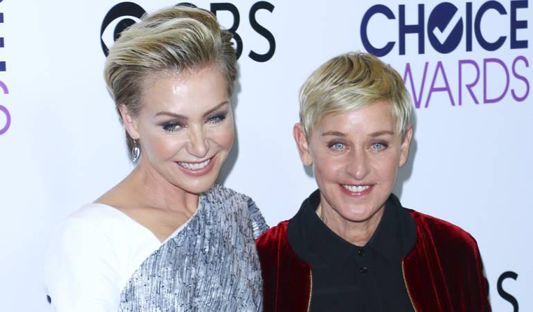 People's Choice Awards: Ellen DeGeneres brilla en los People's Choice Awards con tres galardones