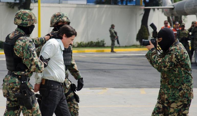 """Chapo"" Guzmán extraditado: El ""Chapo"" Guzmán llega extraditado a Estados Unidos"