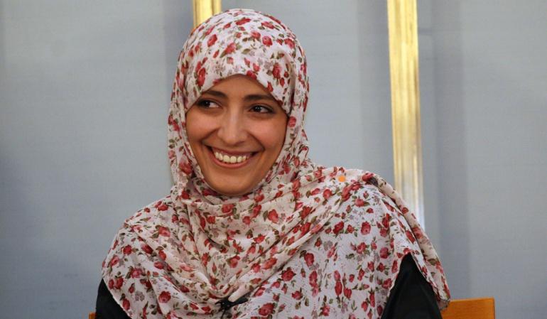 Tawakkul Karman y su lucha por los derechos de las mujeres