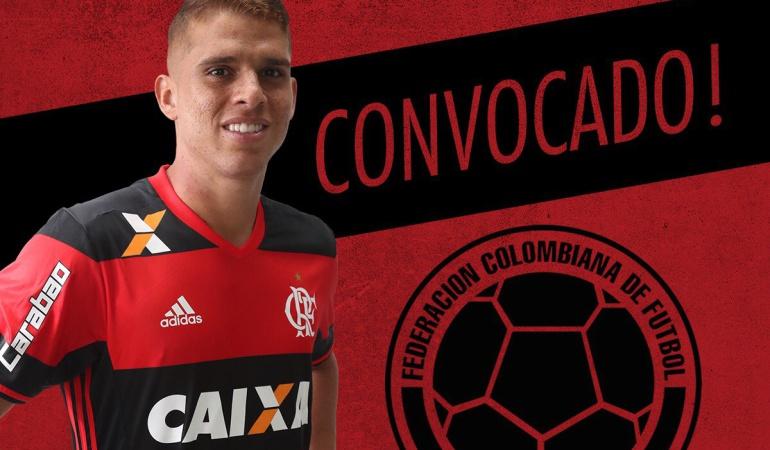 Flamengo Gustavo Cuellar convocado: Cuellar y Rangel, novedades en la Selección para amistoso ante Brasil