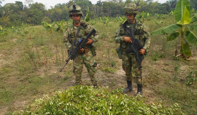 Zonas de concentración de las Farc: Ejército atendió 165 kilómetros de vías en zonas de concentración de las Farc