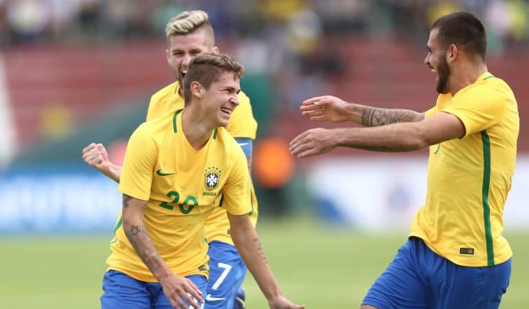 Sudamericano Sub -20 Ecuador: Brasil gana a Paraguay y se clasifica al hexagonal final