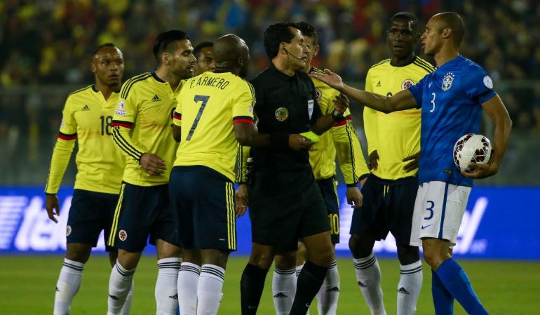 En números: Colombia Vs. Brasil, en la era Pékerman
