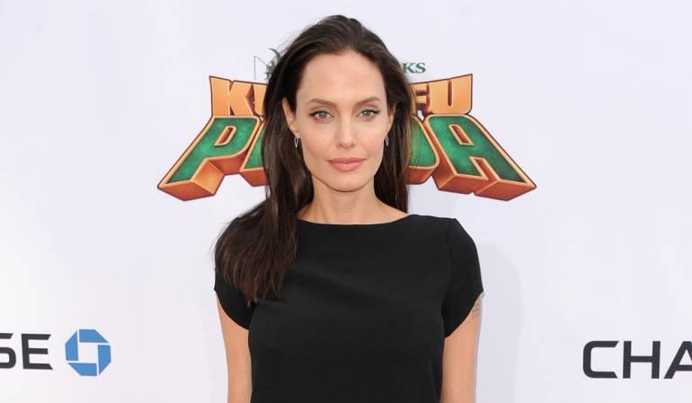 Angelina Jolie será imagen de del perfume Mon Guerlain: Angelina Jolie donará su salario de una campaña publicitaria a proyectos humanitarios