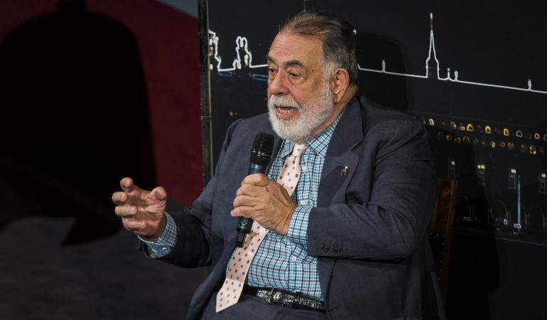 """Coppola pide a fans fondos para videojuego de """"Apocalipsis"""""""