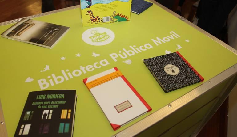 Bibliotecas móviles, zonas veredales, Farc.: Bibliotecas móviles para las zonas veredales