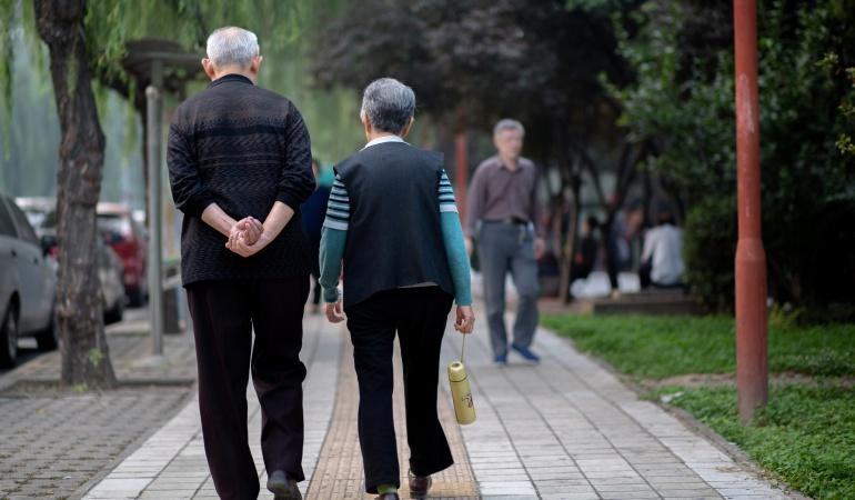 Ancianos mueren con horas de diferencia: Pareja de ancianos fallece con horas de diferencia