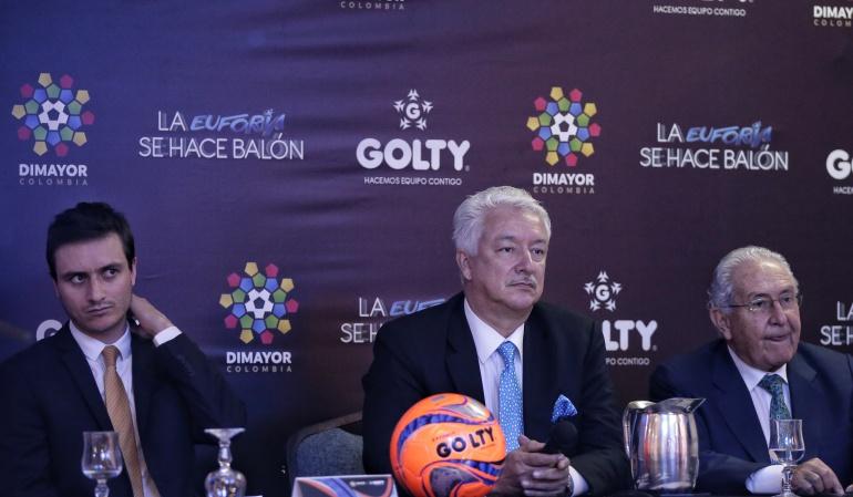 Dimayor acuerdos con España e Inglaterra: Dimayor anuncia acuerdo de cooperación con la Premier League