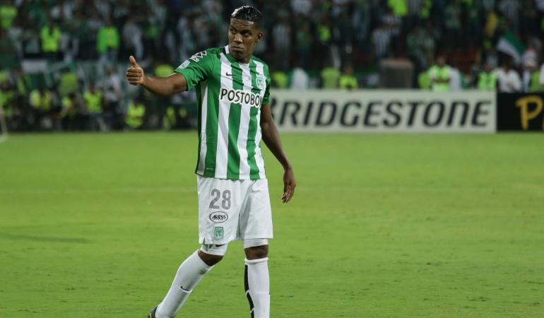 Orlando Berrío Flamengo: Orlando Berrío deja Nacional para vincularse al Flamengo