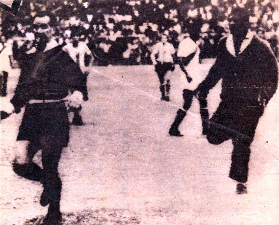 Foto El Pulso del Fútbol Bomba Preolímpico 1964: Tragedia en el preolímpico de 1964