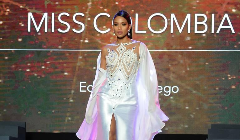 Miss Universo: Andrea Tovar: Me siento toda una mujer segura colombiana: Andrea Tovar