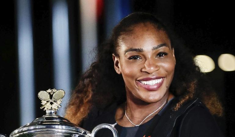 Australia open Serena William: Serena se hace con su séptimo título y recupera el número uno
