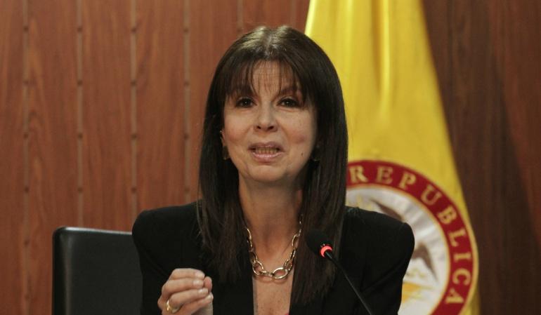 Corridas de toros: Aplazan debate de toros por recusación a María Victoria Calle