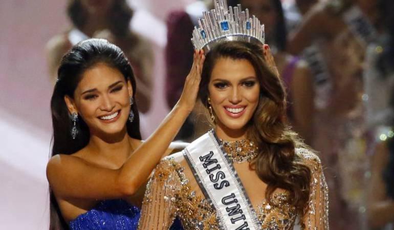 Miss Universo Iris Mittenaere sin maquillaje: [Foto] La actual Miss Universo se muestra sin una gota de maquillaje