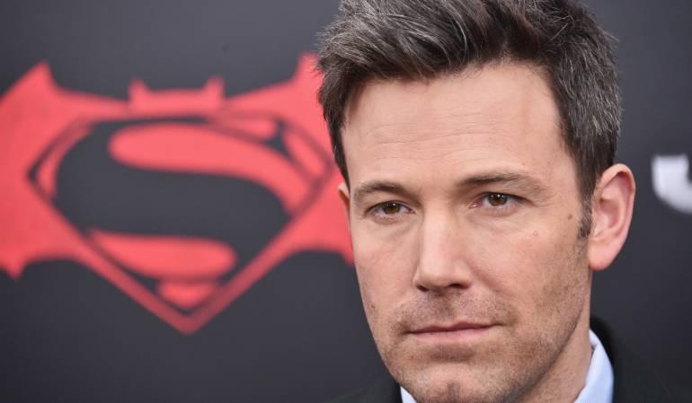Batman, Ben Affleck: Ben Affleck no dirigirá la nueva película de Batman