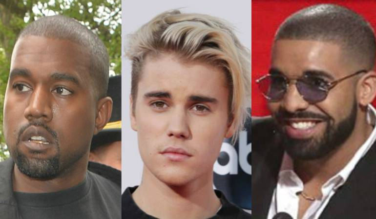 Kanye West, Justin Bieber y Drake Grammy: Kanye West, Justin Bieber y Drake podrían no asistir a la entrega de los Grammy