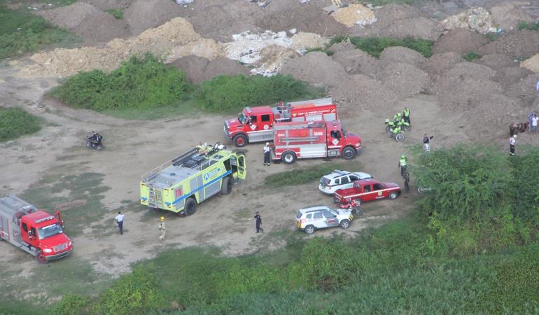 Avioneta perdida: Encuentran avioneta reportada como desaparecida en Guainía