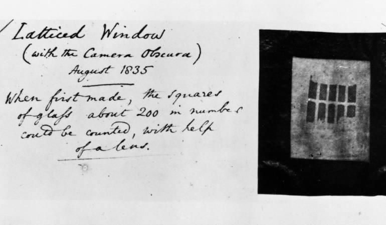 Negativo de foto más antiguo: La historia del negativo más antiguo que existe y que guarda un momento perfecto