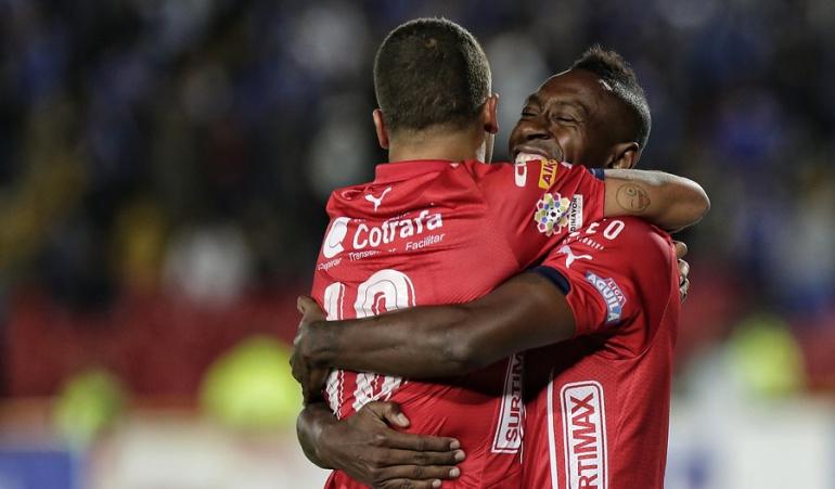 Millonarios 1-2 Medellín: Millonarios se estrenó en Bogotá con derrota 2-1 ante Medellín